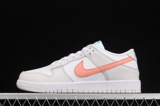 Nike SB Dunk Low Come With Mismatched Tropical Swooshes