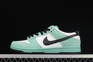 Nike SB Dunk Low Ice Green Black-Sea Crystal 819674-301 To Buy