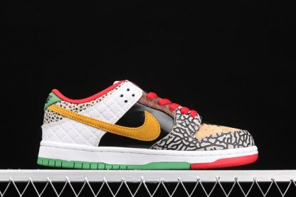 Nike SB Dunk Low What The P-Rod CZ2239-600 Medial