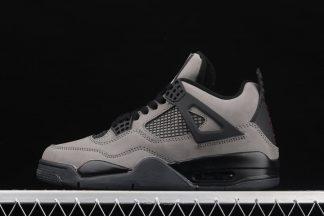 Travis Scott x Air Jordan 4 Carbon Grey Black