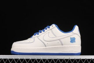 UNDEFEATED x Nike Air Force 1 Low White Blue