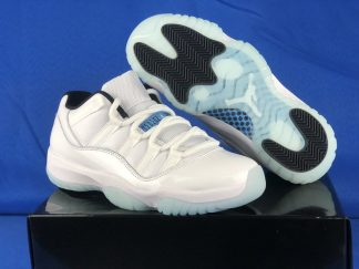 Womens Air Jordan 11 Low Legend Blue