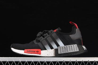 adidas NMD R1 Black White Red FY5354 To Buy