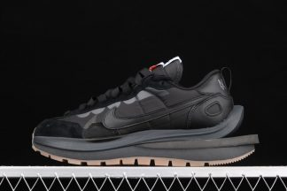 sacai x Nike Vaporwaffle Black Gum DD1875-001 On Sale