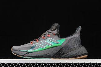 Adidas X9000L4 Grey Six Acid Mint Core Black GY7579 To Buy