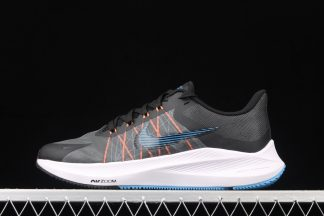 CW3419-007 Nike Winflo 8 Grey Black Orange Online Kopen