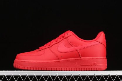 CW6999-600 Nike Air Force 1 Low Triple Red