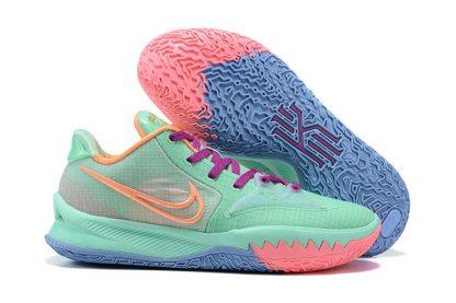 CZ0105-300 Nike Kyrie Low 4 Keep Sue Fresh Green Glow