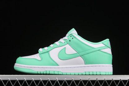 DD1503-105 Nike Dunk Low White Green Glow To Buy