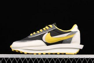 DJ4877-001 Undercover x Sacai x Nike LDWaffle Bright Citron