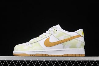 DM9467-700 Nike Dunk Low Yellow Strike White To Buy