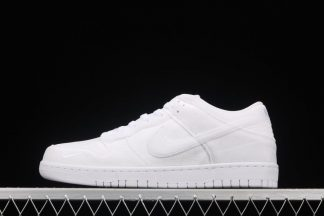 Dover Street Market x Nike Dunk Low DSM All White DH2686-100 To Buy