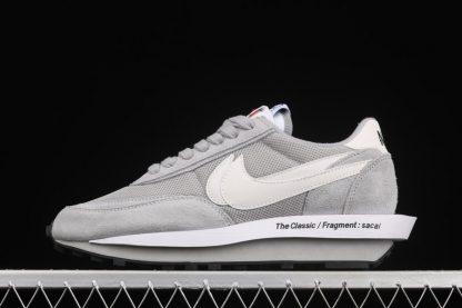 Fragment x Sacai x Nike LDWaffle Grey DH2684-001 To Buy
