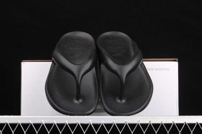 New Balance x TAW TOE SD5601 Flip-Flops Black Slippers