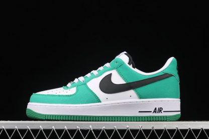 Nike Air Force 1 Low Green White Black