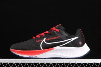 Nike Air Zoom Pegasus 38 White Black Red Online Kopen