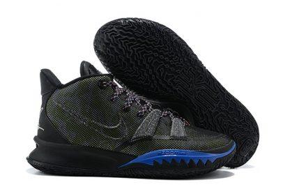 Nike Kyrie 7 Black Olive Royal Blue To Buy