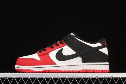 Nike SB Dunk Low PRO Red White Black