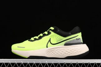 Nike ZoomX Invincible Run Flyknit Volt Black CT2228-700 For Sale