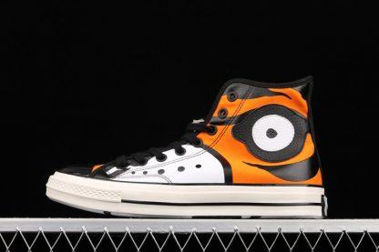 SOULGOODS x Converse Chuck 70 Tiger Orange Black White