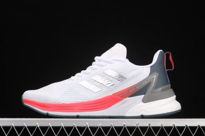 adidas Response Super Shoes Cloud White Silver Metallic-Legacy Blue