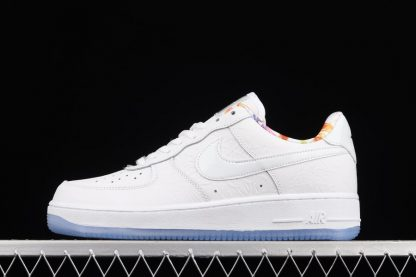 2020 Nike Air Force 1 Low Chinese New Year White On Sale