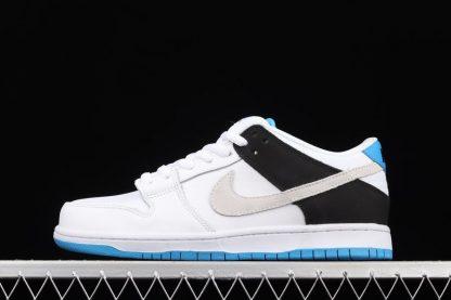BQ6817-101 Nike SB Dunk Low Laser Blue