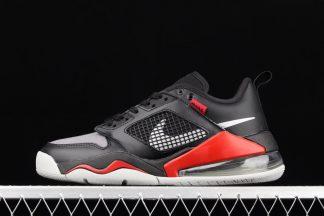 CK1196-001 Jordan Mars 270 Low Black Red