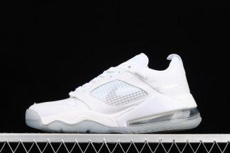 CK1196-100 Jordan Mars 270 Low White Metallic Silver