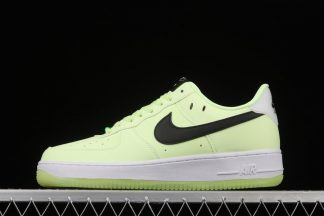 CT3228-701 Nike Air Force 1 Low Have A Nike Day Volt Glow