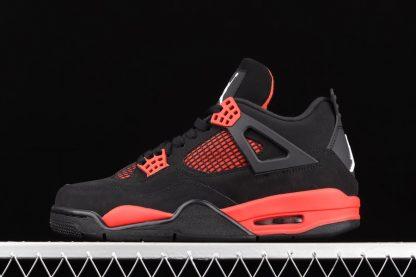 CT8527-016 Air Jordan 4 Red Thunder 2021