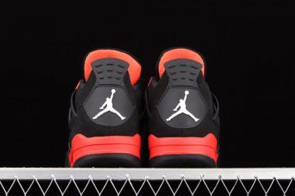 CT8527-016 Air Jordan 4 Red Thunder 2021 Heel