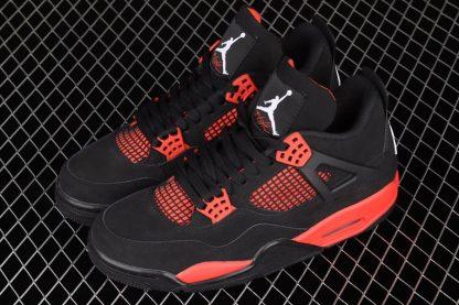CT8527-016 Air Jordan 4 Red Thunder 2021 Pair