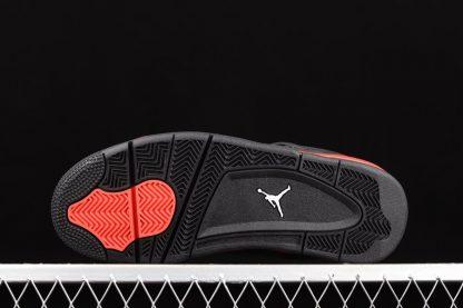 CT8527-016 Air Jordan 4 Red Thunder 2021 Sole