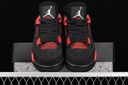 CT8527-016 Air Jordan 4 Red Thunder 2021 Top