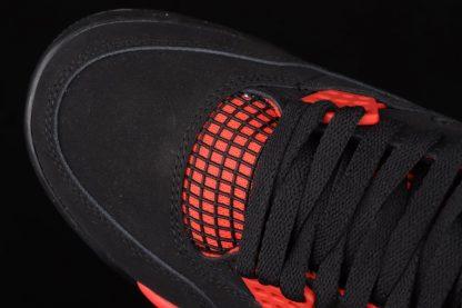 CT8527-016 Air Jordan 4 Red Thunder 2021 Upper