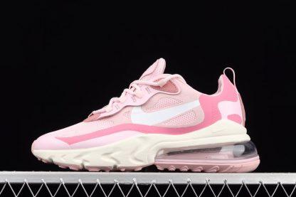 CZ0364-600 Nike Air Max 270 React Pink Foam White-Digital Pink