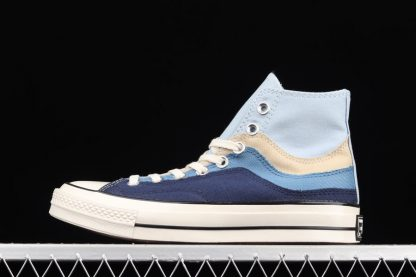 Converse Chuck 70 High The Great Outdoors Chambray Blue