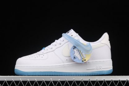 DA8301-101 Nike Air Force 1 Low UV-Sensitive White University Blue