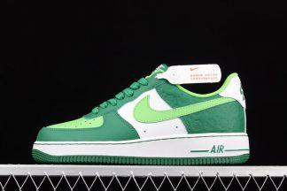 DD8458-300 Nike Air Force 1 St.Patricks Day Pine Green