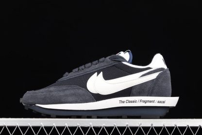 DH2684-400 Fragment x Sacai x Nike LDWaffle Blue Void