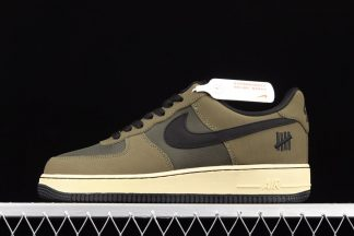 DH3064-300 Undefeated x Air Force 1 Low SP Ballistic Olive