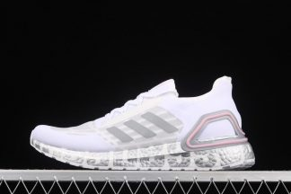 David Beckham x adidas UltraBoost Summer.Rdy White Silver