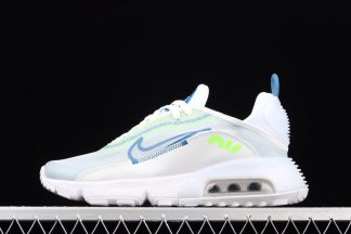 Nike Air Max 2090 Platinum Tint Blustery-Summit White-Volt