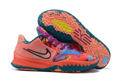 Nike Kyrie Low 4 Heal The World Bright Crimson