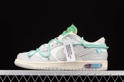 Off-White x Dunk Low Lot 07 of 50 To Buy