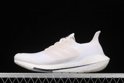 adidas UltraBoost 21 Primeblue Non Dyed FY0836 On Sale