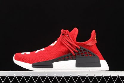 BB0616 Pharrell x adidas NMD Human Race Red On Sale