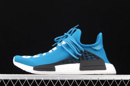 BB0618 Pharrell x adidas NMD Human Race Blue On Sale