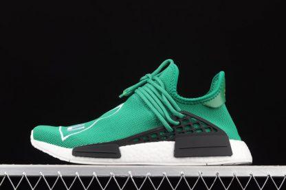 BB0620 Pharrell x adidas NMD Human Race Green For Sale